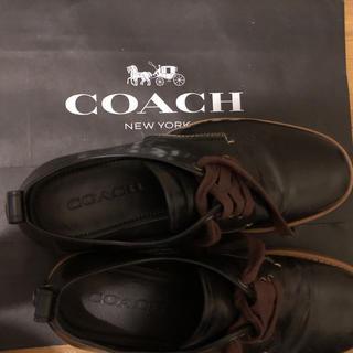 コーチ(COACH)のCOACH ドレスシューズ (ドレス/ビジネス)