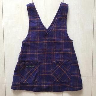 シマムラ(しまむら)の子供服 80 ワンピース futafuta(ワンピース)