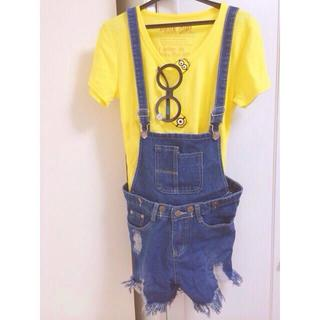 スライ(SLY)の美品 ♡ ミニオンコスプレ 3点セット(衣装一式)