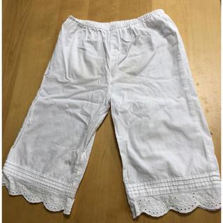 ムジルシリョウヒン(MUJI (無印良品))の無印kidsペチコートパンツ(パンツ/スパッツ)