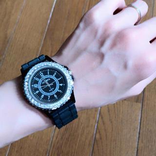 マウジー(moussy)の新品未使用♡キラキラ腕時計(その他)