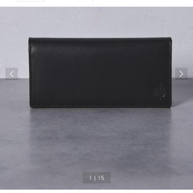 WHITEHOUSE COX(ホワイトハウスコックス)の【新品】UA別注ホワイトハウスコックス 長財布 メンズのファッション小物(長財布)の商品写真