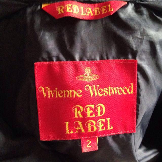 Vivienne Westwood(ヴィヴィアンウエストウッド)のVivienne Westwoodダウン レディースのジャケット/アウター(ダウンジャケット)の商品写真