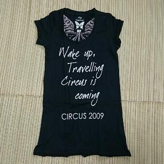 スライ(SLY)の【未使用】スライ ✖ 中島美嘉 Tシャツ 黒(Tシャツ(半袖/袖なし))
