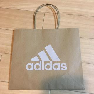 アディダス(adidas)のadidas アディダス ショップ袋 紙袋 ショッパー(ショップ袋)