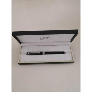 モンブラン(MONTBLANC)の美品 MONTBLANC モンブラン ボールペン ブラック(ペン/マーカー)