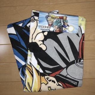 ドラゴンボール(ドラゴンボール)のyuki様専用★【新品】ドラゴンボール超 バスタオル(タオル/バス用品)