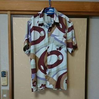 ニーキュウイチニーキュウゴーオム(291295=HOMME)の291295 HOMME  和柄シャツ (シャツ)