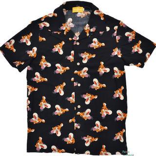 ディズニー(Disney)のティガー ディズニーシャツ(シャツ/ブラウス(半袖/袖なし))