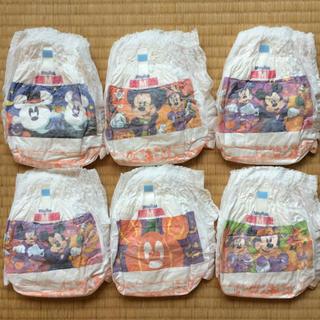 ディズニー(Disney)のマミーポコパンツ Mサイズ 6枚300円(ベビー紙おむつ)