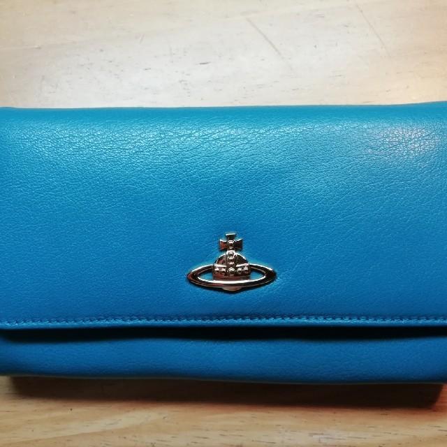 Vivienne Westwood(ヴィヴィアンウエストウッド)のヴィヴィアンウエストウッド 長財布 レディースのファッション小物(財布)の商品写真