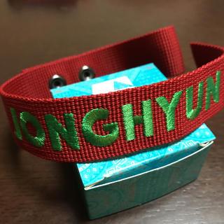 シャイニー(SHINee)のSHINee JONGHYUNネームタグ(K-POP/アジア)