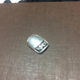 プエルタデルソル(PUERTA DEL SOL)のプエルタデルソル シルバー950  ネイル 人差し指、薬指、中指に。(リング(指輪))