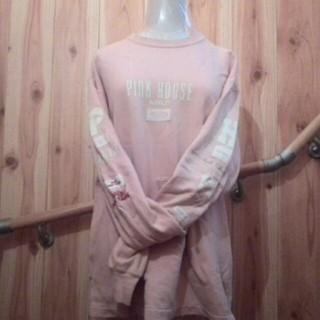 ピンクハウス(PINK HOUSE)のピンクハウストレーナー1着おまけ付き!(トレーナー/スウェット)