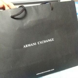 ARMANIexchange 袋