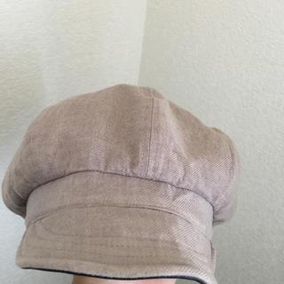 カシラ(CA4LA)のカシラの帽子(キャスケット)