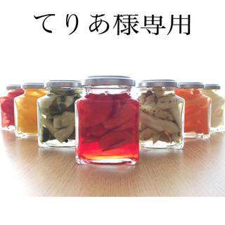 有機・無農薬野菜のピクルス(缶詰/瓶詰)