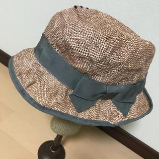 メゾンドリーファー(Maison de Reefur)のメゾンドリーファー 麦わらカンカン帽(ハット)