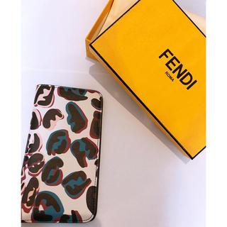 フェンディ(FENDI)の限定価格【2018夏 popup限定品】新品!FENDI iPhoneケース (その他)