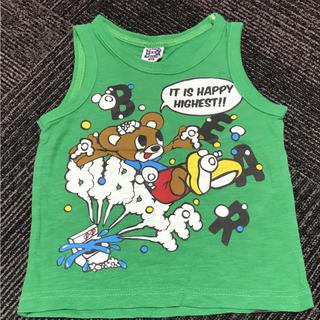 リトルベアークラブ(LITTLE BEAR CLUB)のリトルベアクラブ タンクトップ 90(Tシャツ/カットソー)