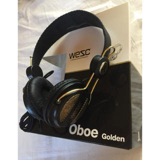 ウィーエスシー(WeSC)のWeSC ヘッドホン(ヘッドフォン/イヤフォン)