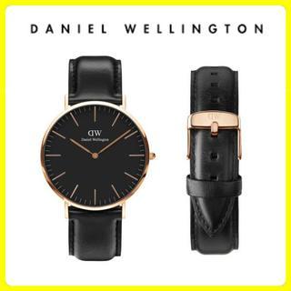 ダニエルウェリントン(Daniel Wellington)の【国内保証付】ダニエルウェリントン 40mm 最初で最後の大セール!(腕時計(アナログ))