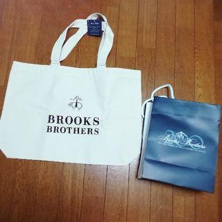 ブルックスブラザース(Brooks Brothers)の【未】ブルックスブラザーズ トート(トートバッグ)