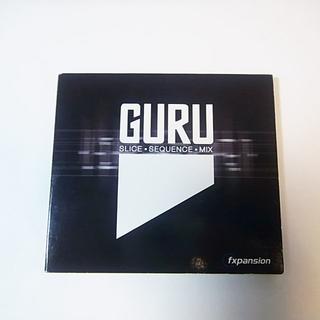 FXpansion Guru ドラムマシーン音源(ソフトウェア音源)
