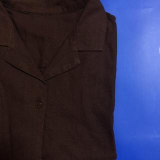 ジーユー(GU)のGU/オープンカラーシャツ(シャツ/ブラウス(半袖/袖なし))