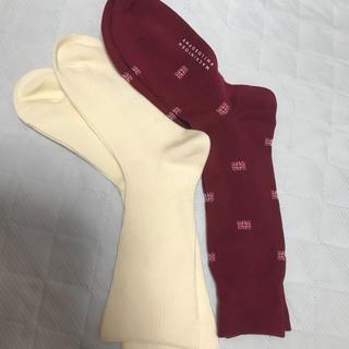 マッキントッシュフィロソフィー(MACKINTOSH PHILOSOPHY)の靴下 ソックス25〜27cm 2本セット(ソックス)