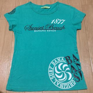 バナナセブン(877*7(BANANA SEVEN))のバナナセブン 877 Mサイズ(Tシャツ(半袖/袖なし))
