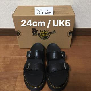 ドクターマーチン(Dr.Martens)の【24cm】Dr. Martens Myles 24cm (サンダル)