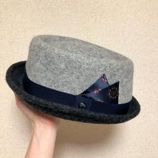 テッドベーカー ハット グレー/灰色系