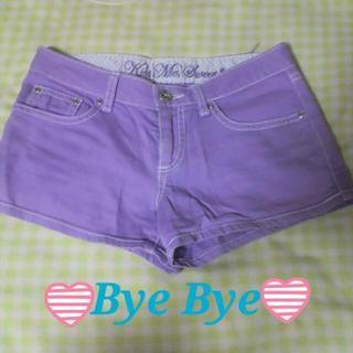 バイバイ(ByeBye)のBye Bye♥ショーパン (ショートパンツ)