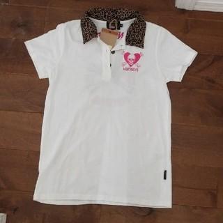 バンソン(VANSON)のvanson 半袖シャツ(ポロシャツ)