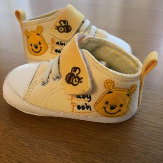 ディズニー(Disney)のプーさん 靴 12.5(スニーカー)
