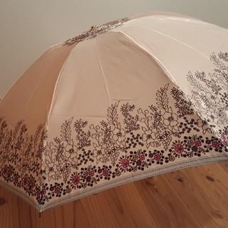 ポール&ジョーシスター(PAUL & JOE SISTER)の☆新品未使用☆ ポール&ジョーシスター ピンク 折り畳み雨傘(傘)