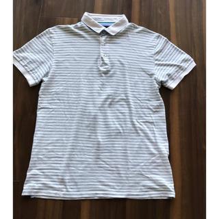 ザラ(ZARA)のザラマン メンズ ポロシャツ S ZARA MAN 38(ポロシャツ)