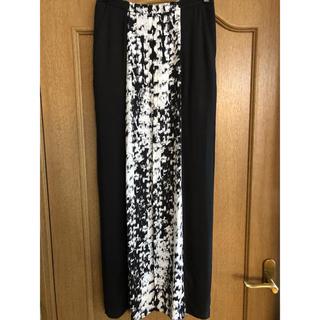 ビーシービージーマックスアズリア(BCBGMAXAZRIA)のBCBG♡フロントスリットロングスカート(ロングスカート)
