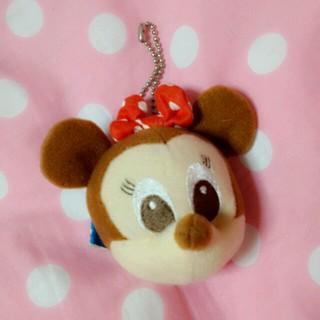 ディズニー(Disney)のミニーキーホルダー♥(キーホルダー)