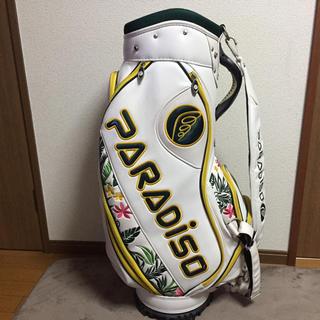 パラディーゾ(Paradiso)の美品 パラディーゾ ゴルフバック(バッグ)