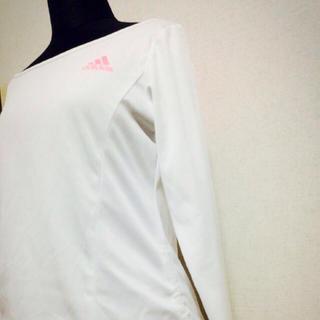 アディダス(adidas)のadidasスポーツウェア❤️(Tシャツ(長袖/七分))