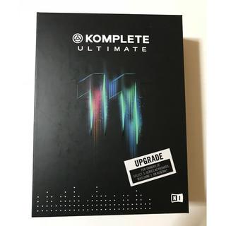 KOMPLETE 11 ULTIMATE UPG版(ソフトウェア音源)