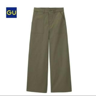 ジーユー(GU)のジーユー ベイカーパンツ【S】(チノパン)