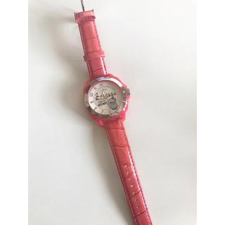 リトルミー(Little Me)の腕時計 ピンク リトルミイ(腕時計)