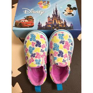 ディズニー(Disney)のディズニースリッポン  14㎝(スリッポン)