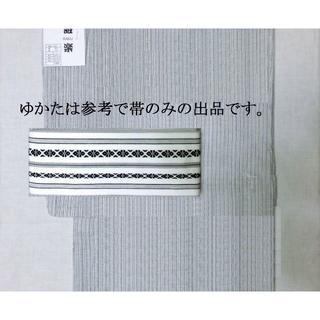 送料無料0円♪新品(綿角帯)男のゆかた帯が★1498円で到着♪男性浴衣帯(浴衣帯)