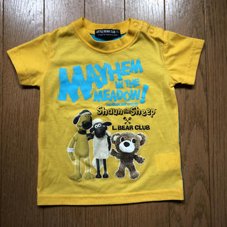 リトルベアークラブ(LITTLE BEAR CLUB)のTシャツ〜ひつじのショーン(Tシャツ/カットソー)