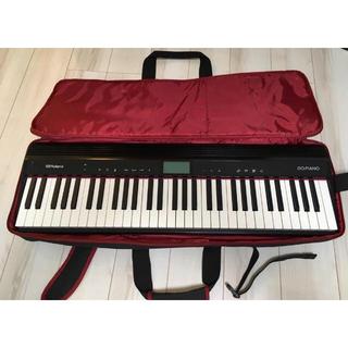 ローランド(Roland)のおまけ付 ROLAND GO:PIANO ローランド GO-61P(電子ピアノ)