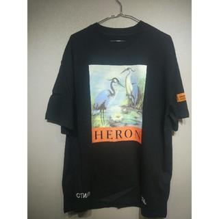 アンチヒーロー(ANTIHERO)のHERON 黒い Lサイズ(Tシャツ/カットソー(半袖/袖なし))
